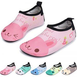 85e7867418523 BOLOG Enfant Chaussures D'eau Chaussures Bébés Chaussures de Natation  Garçons Filles Chaussures Plage Piscine