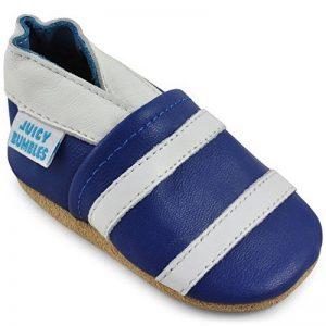 27a69293a2836 chausson marin TOP 14 image 0 produit. Juicy Bumbles Chaussures Bébé - Chaussons  Bébé - Chaussons Cuir Souple ...