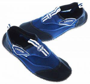 TRIWONDER Chaussures de Sport Aquatique Chaussons Aquatique Chaussures Nautique S/échage Rapide Pieds Nus pour Nager Surf Homme Femme