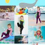 Combinaison de Plongée Enfant Fille Néoprène 2.5MM Manches Longues Age 3-9 ans pour Plongée Natation Activités Aquatiques de la marque DIVE&SAIL image 1 produit