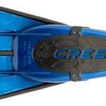 Cressi Agua Short - Palmes Courtes pour Natation et Snorkeling de la marque Cressi image 2 produit