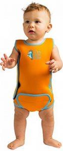 Cressi - Baby Warmer Combinaison de Bain et Natation pour Bébé en Neoprene de la marque Cressi Sub S.p.A. image 0 produit