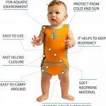 Cressi - Baby Warmer Combinaison de Bain et Natation pour Bébé en Neoprene de la marque Cressi Sub S.p.A. image 1 produit