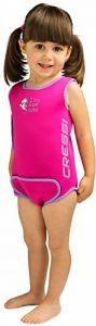 Cressi - Baby Warmer Combinaison de Bain et Natation pour Bébé en Neoprene de la marque Cressi image 0 produit