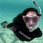 Cressi F1, Premium Masque Plongee Snorkeling Adulte, Technologie Frameless de la marque Cressi image 4 produit