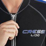 Cressi Lido - Combinaison Neoprene Shorty Homme - Natation Snorkeling et Plongee de la marque Cressi image 4 produit