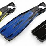 Cressi Pro Light - Palmes Réglables de Plongée/Natation de la marque Cressi image 4 produit