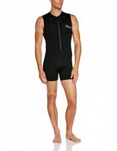 Cressi Zip Vest Combinaison homme 3 mm d'épaisseur - Noir de la marque Cressi Sub S.P.A. image 0 produit