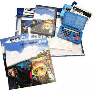 Crewpack PADI Open Water Diver et table de plongée électronique eRDP - Version Ultimate avec DVD - VF de la marque Padi image 0 produit