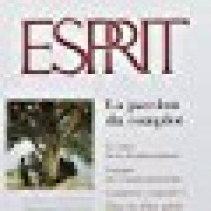 Esprit, N° 419 : La passion du complot de la marque Collectif image 0 produit