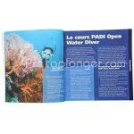 Manuel PADI Open Water Diver avec option ordinateur de plongée intégrée - VF de la marque Padi image 1 produit