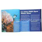 Manuel PADI Open Water Diver avec table de plongée classique RDP - VF de la marque Padi image 1 produit