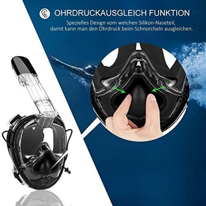 magasiner pour les plus récents vente de sortie acheter bien Le meilleur comparatif de : Masque surface easybreath pour ...