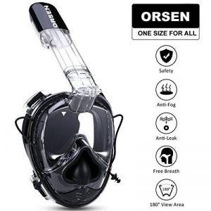 masque intégral snorkeling TOP 0 image 0 produit