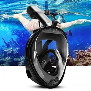 masque intégral snorkeling TOP 2 image 0 produit