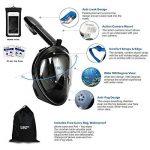 masque intégral snorkeling TOP 8 image 1 produit
