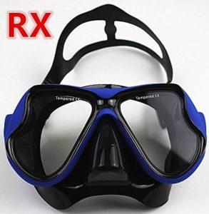 masque plongée avec verres correcteurs TOP 7 image 0 produit