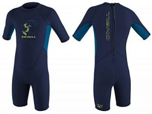 O'Neill Shorty Toddler Reactor Spring enfants néoprène Combinaison en néoprène pour maillot de bain Bleu marine de la marque O'Neill image 0 produit