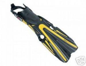 Palmes de plongée réglables mares volo ballon de football power petit sac de couleur jaune de la marque Mares image 0 produit