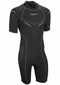 Phantom Aquatics Combinaison courte bleu marine pour homme de la marque Phantom Aquatics image 0 produit