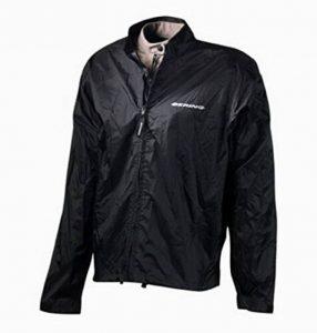 plb020t0Veste à vent étanche Bering–Surveste Etanche–Lady: Noir TG.T0/36 de la marque Bering image 0 produit