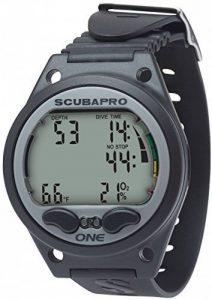 Scubapro Ordinateur de plongée Aladin One–pour air et Nitrox de la marque Scubapro image 0 produit