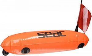 Seac Bouée Torpille Fluorescent avec drisse 25 mt de la marque Seac image 0 produit
