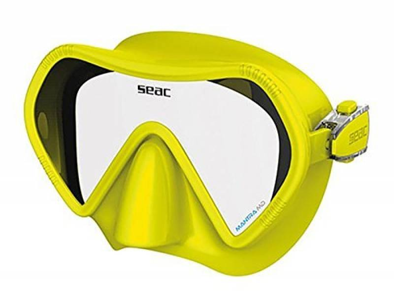 Seac Masque Extreme Evo Adulte Plong/ée Snorkeling Apn/ée