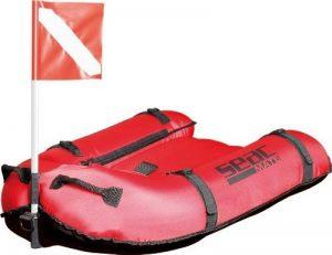 Seac Planche de Chasse Seamate gonflable en PVC pour Chasse sous Marin, Apnée, Activités Aquatiques de la marque Seac image 0 produit