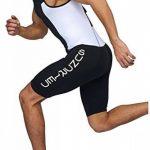 Trois pièces moulant Triathlon et Duathlon pour Homme Course Nage Cyclisme par Sundried® de la marque Sundried image 4 produit