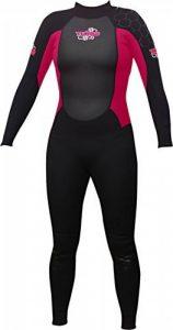TWF Turbo Combinaison de plongée intégrale pour femme de la marque TWF image 0 produit