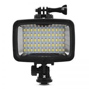 XCSOURCE 60 LED 1800lm Lampe de Plongée Lumière Vidéo Sous-Marine 40M Etanche pour GoPro Hero 3/4 Caméras sports DSLR LED LD846 de la marque XCSOURCE image 0 produit