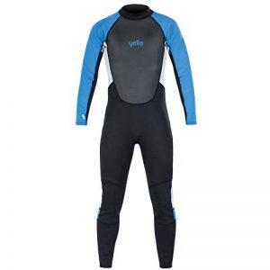 Yello homme Caranx Long 2mm Wet Suit de la marque Yello image 0 produit